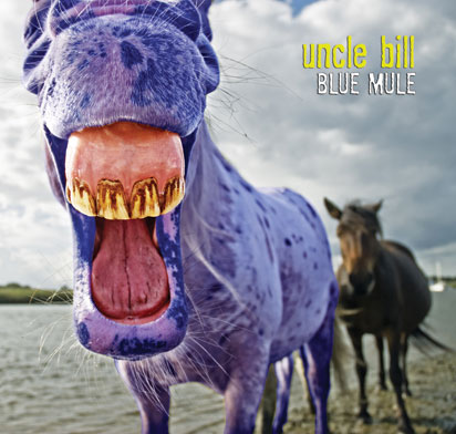 Gerry Hale's Uncle Bill Blue Mule Horse